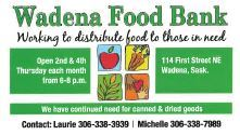 Wadena Food Bank